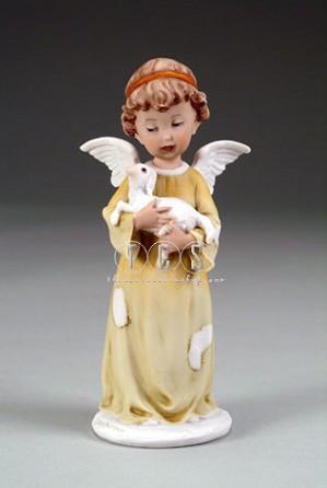 Giuseppe Armani-Little Angel With Lamb
