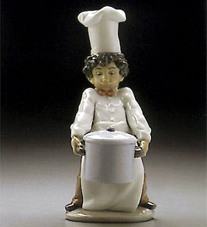 Lladro-Great Chef 1995-99