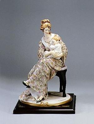 Giuseppe Armani-Mother & Child