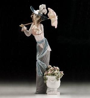 Lladro-Flower Of Paris 1996-99