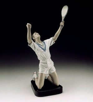Lladro-Tennis Champion 1996-99