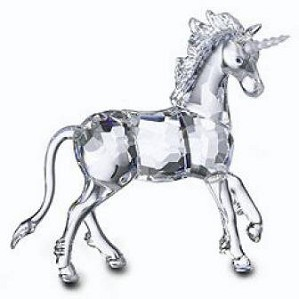 Swarovski Crystal-Unicorn