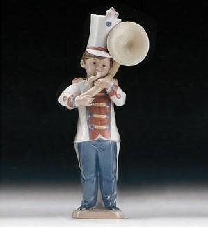 Lladro-Band Tuba 1996-99