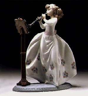 Lladro-Beautiful Rhapsody 1996-01