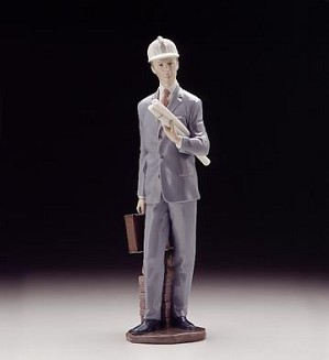Lladro-Architect 1996-99