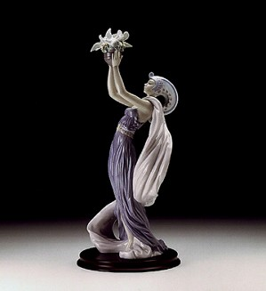 Lladro-Princess Of Peace