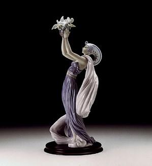 Lladro-Princess Of Peace