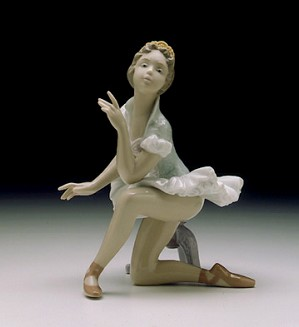 Lladro-Curtains Up 1996-99