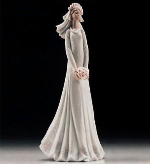 Lladro-Blushing Bride 1996-99