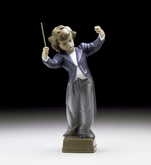 Lladro-Little Maestro 1997-00