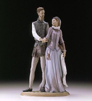 Lladro-Palace Dance 1997-99
