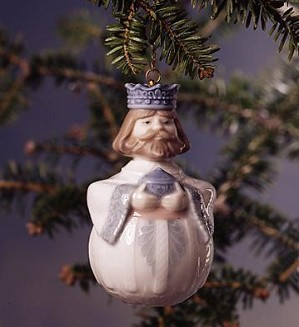 Retired Lladro-King Gaspar