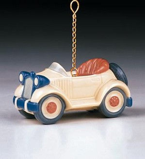 Retired Lladro-Little Roadster