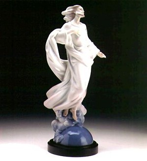 Retired Lladro-The Ascension