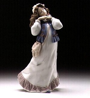Lladro-Dreams of a Summer Past 1997