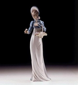 Lladro-A Flower For You 1997-00