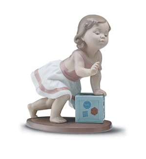 Lladro-My First Step 1997-01
