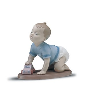 Lladro-Ready To Roll 1997-01