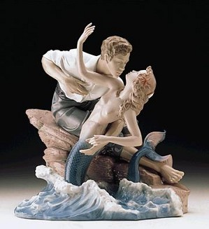 Lladro-Sea Of Love 1997-00
