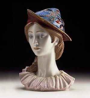 Lladro-Columbina Head 1997-99 ***