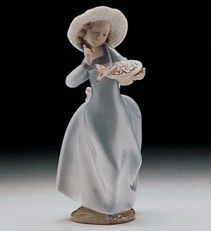 Lladro-Caught In The Act 1998-00