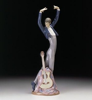 Lladro-Spanish Dance 1997-2000
