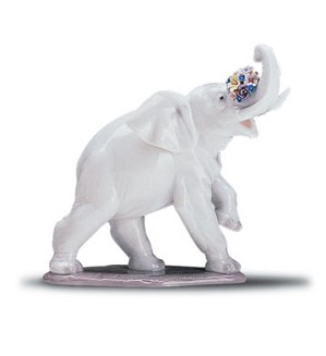Lladro-Lucky Call 1997-01