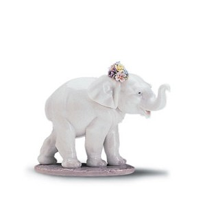 Lladro-Lucky Strolling 1997-01