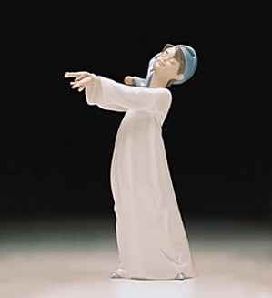 Lladro-Little Sleepwalker 1997-00