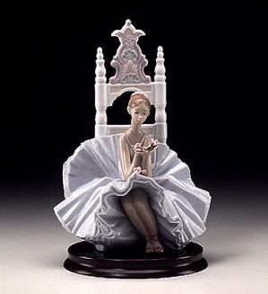 Lladro-In Admiration 1998-00