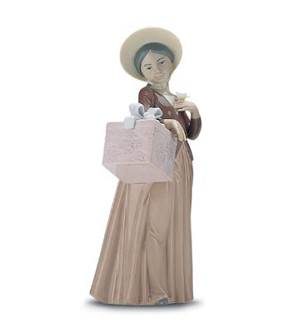 Lladro-Gone Shopping 1998-01
