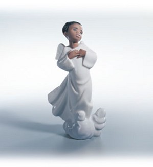 Lladro-Filled With Joy