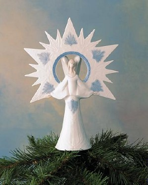 Lladro-Angel Of Light 1997-98
