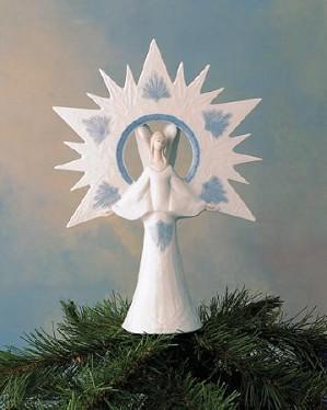 Lladro-Angel Of Light 1997-98