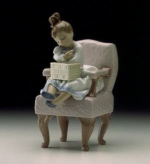 Lladro-A Birthday Surprise 1998-00