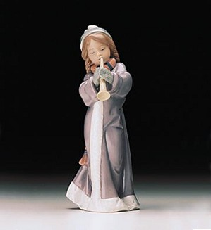Lladro-A Christmas Song 1998-00