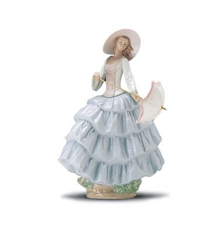 Lladro-A Stroll In The Sun 1998-01