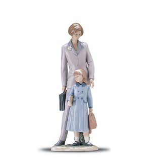 Lladro-On Our Way 1998-01