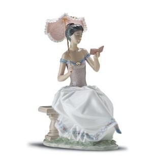 Lladro Elegant Ladies_Lladro Elegant Ladies