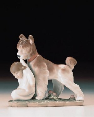Lladro-Safe And Sound