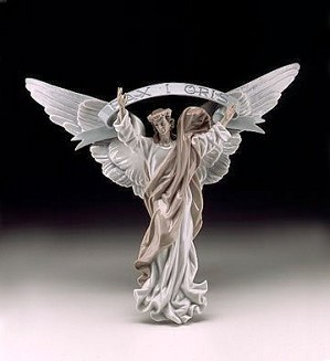 Lladro-Gabriel The Archangel 1998-00