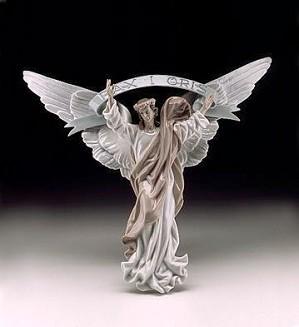 Lladro-Gabriel The Archangel 1998-00