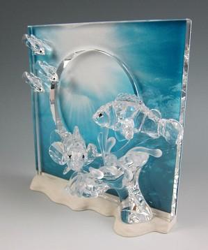 Swarovski Crystal-Swarovski Harmony Clear 2005 Annual Edition