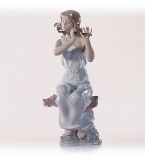 Lladro-Graceful Tune 1999-02