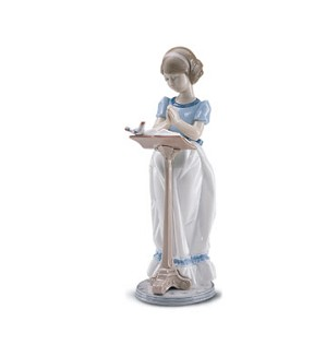 Lladro-Sunday Prayer 1998-01