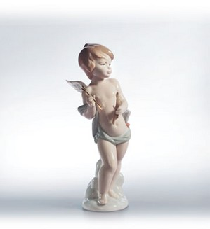 Lladro-Cupids Arrow 2000-02