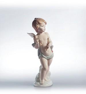 Lladro-Cupids Arrow 2000-02
