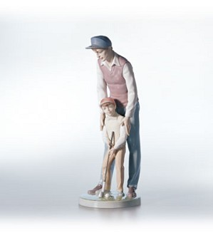Lladro-Like Farther, Like Son 1999-02