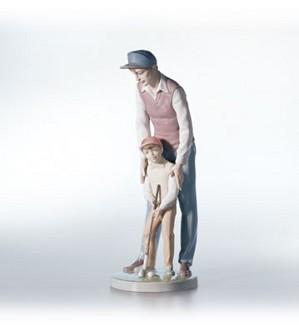 Lladro-Like Farther, Like Son 1999-02
