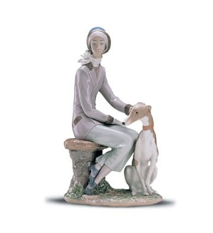 Lladro-Faithful Companion 1999-01